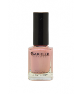 Smalto Shades di Barielle My Week Away - colore rosa opaco con riflessi verdolini