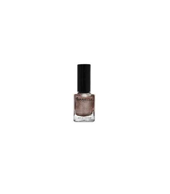 Smalto Shades di Barielle Iced Cinnamon - colore marrone metallizzato
